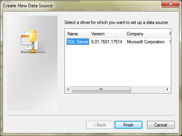 Configuring an Excel ODBC Data Source in Windows 7 » Cyberfella Ltd