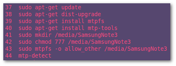 install-mtpsupport